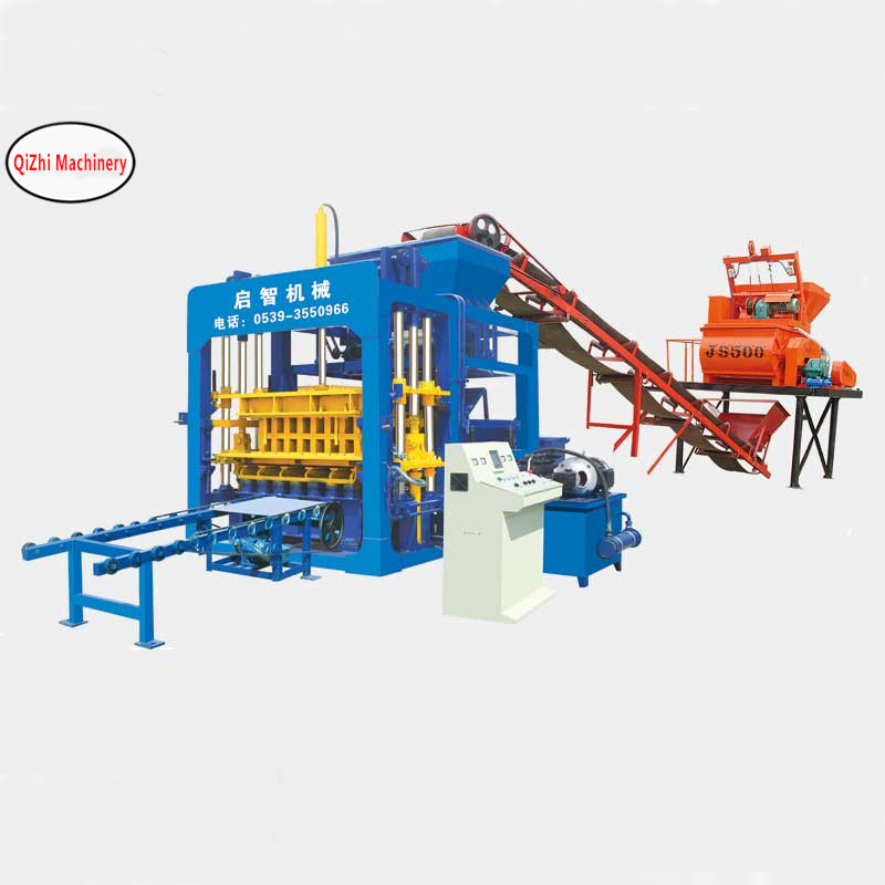 What are the advantages of a new type of environment-friendly fire free brick machine?