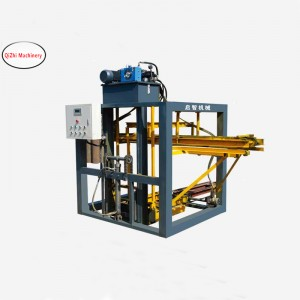 Fully automatic hydraulic board machine