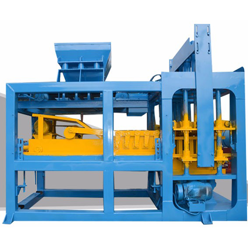 QT6-15 hydraulic sand block moulding machine